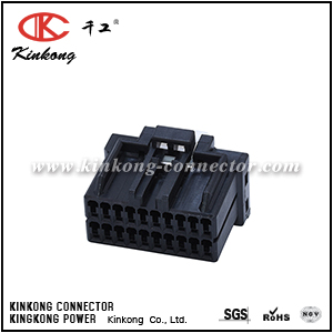 175967-2 20 hole female auto connection CKK5202B-1.0-21