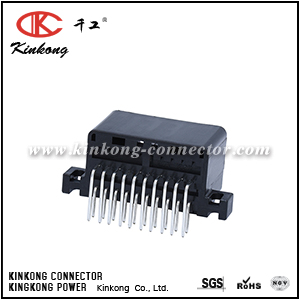 20 pin male cable connector CKK5202BA-1.0-11